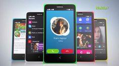 Review Nokia X Android Harga Nokia X Android : Spesifikasi Dan Review Juni 2014