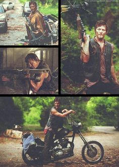 My oh my....DANGEROUS Daryl D ♥