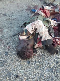 Troops Repel Boko Haram Attack In Gwoza, Kill Terrorists (Very Graphic Photos) - http://www.77evenbusiness.com/troops-repel-boko-haram-attack-in-gwoza-kill-terrorists-very-graphic-photos/