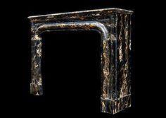 French Marble Fireplace
