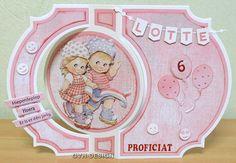 Swing Card, Kids Cards, Stencils, Birthday Cards, Decorative Plates, Handmade Cards, Frame, Scrapbooking, Card Ideas