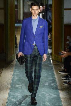 Boglioli Spring 2017 Menswear Collection Photos - Vogue