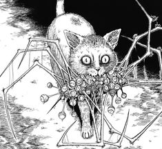 junji ito art - Google Search