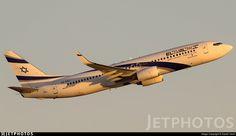 Photo of 4X-EKL - Boeing 737-85P - El Al Israel Airlines