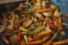 Kung Pao Chicken, I Love Food, Chinese Food, Pork Recipes, Pot Roast, Food And Drink, Beef, Baking, Dinner