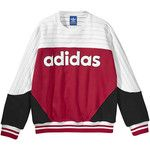 adidas SWEATSHIRTS FOR MEN: fine quality blends of progressive and functional clothing to keep you warm whether you're hitting the gym, track, or street. Yeezus Tour Merch, Crew Sweatshirts, Hoodies, Adidas Official, Jeremy Scott, Hoodie Jacket, Vintage Outfits, Street Wear, My Style