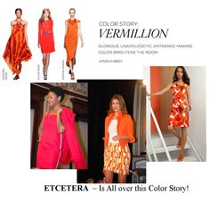 This is color trend is popping up everywhere!