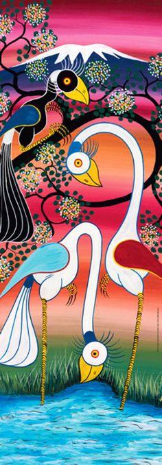 Tinga Tinga, Storks | PuzzleWarehouse.com