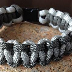 Bracelet paracorde 22 cm, bracelet de survie