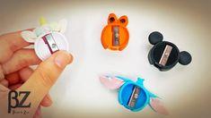 DIY - Apontador personalizado em biscuit - passo a passo - Vola as aulas!