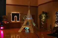 Mark and Lorri: Youth Formal - An Evening in Paris