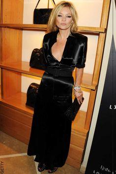 Kate Moss' style file | Fashion, Trends, Beauty Tips & Celebrity Style Magazine | ELLE UK
