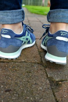 The Perfect School Run Trainer - Onitsuka Tiger