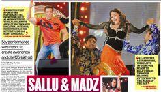 "Jan 10, 14: Bollywood Fights Off Saifai ""Slur"""