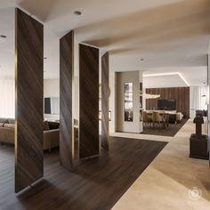 tolicci, luxury modern corridor, italian design, interior design, luxusna moderna chodba, taliansky dizajn, navrh interieru Modern House Design, Minimalist Design, Master Bathroom, Colours, Contemporary, Living Room, Interior Design, The Originals, Luxury