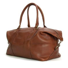 Bronson Weekender l All Leather Weekend Bag   Blue Claw Co. Bags and Leather Accessories For Men   American Made