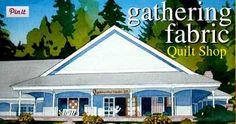Gathering Fabrics in Woodinville, WA