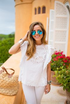 Love It or Lose It: Mirrored Sunglasses? Would you rock this bright-eyed accessory?