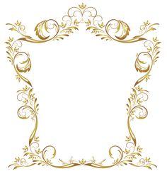 золотые рамки