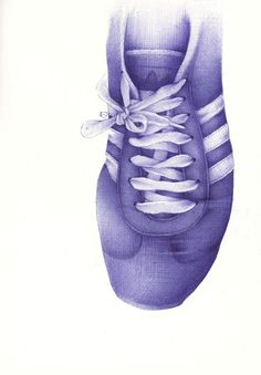 Ball Point Pen Art By Andrea Joseph