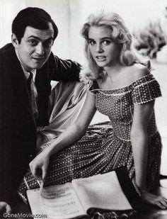 Stanley Kubrick & Sue Lyon - Lolita (1962)