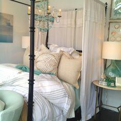 Dream beach room