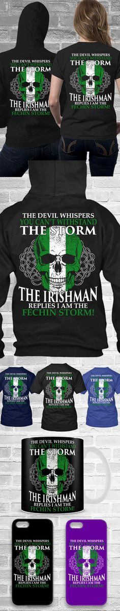 The Devil Whispers Shirts! Click The Image To Buy It Now or Tag Someone You Want To Buy This For.  #irish