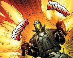 Agent Zero (Marvel) | Agent Zero - Maverick - Marvel Comics - Weapon X - Christoph Nord