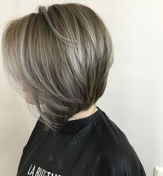 Brown Layered, Layered Bobs, Inverted Layered Bob, Layered Bob Medium, Inverted Bob Thin Hair, Color Layered, Convenient Medium, 40 Beautiful, ...