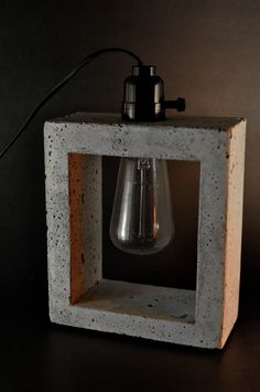 Furniture With Free Delivery Refferal: 9002047481 Table Beton, Concrete Table, Lampe Decoration, Decoration Piece, Decorations, Luminaire Vintage, Halloween Post, Concrete Projects, Scandinavian Home