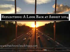 monthly recap, monthly goals, reflections, August 2014