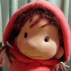 Rose 😊#etsydolls #waldorfpuppe #childhood #birthdaygift #handgemacht #giftfortoddlers#toddlertoys #rose#kindergarten #bemkadolls