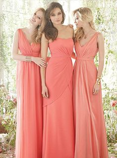 Mix and match - 7 hot ways to style your bridesmaids | Social