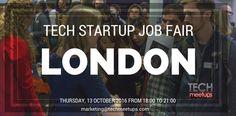 World's biggest Tech Startup Fair is coming back to London! TechStartupJobsruns a successful job board for startups withinTechmeetups'21 global tech...