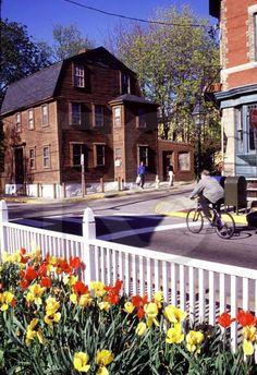 New England, Rhode Island, Newport, Naragansset Bay Harbor