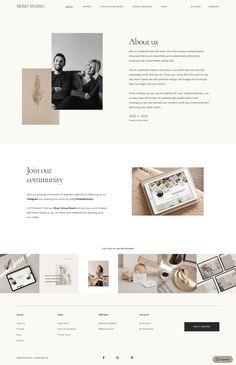 Blog Website Design, Custom Website Design, Website Design Inspiration, Packaging Design Inspiration, Layout Design, Blog Layout, Web Design Trends, Portfolio Web Design, Newsletter Design