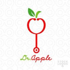 Clever use of stethoscope, 'apple a day'
