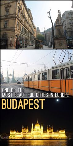 Budapest, Hungary - Oe of the Most Beautiful Cities in Europe  Read More: http://mismatchedpassports.com/2015/01/28/how-to-fall-in-love-with-a-beautiful-city-like-budapest/ #travel #Hungary #Europe #Budapest