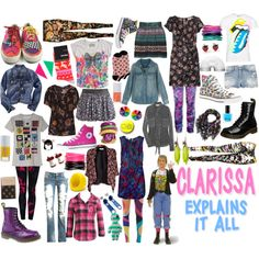 """Clarissa Explains It All"" this is awesome!"