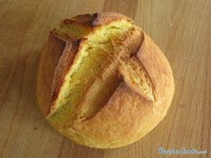 Pan de maíz Biscuit Bread, Pan Bread, Sweet Bread, Light Recipes, Bread Recipes, Tapas, Bakery, Food And Drink, Cooking