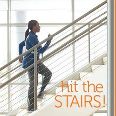 Stairs are a convenient fitness tool at home, at work, and outside. This 30-minute climb with built-in strength moves can be done on your lunch hour.