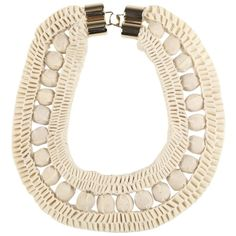 Pre-owned Marni Statement Necklace (22550 RSD) ❤ liked on Polyvore featuring jewelry, necklaces, accessories, pre owned jewelry, bib statement necklace, marni, statement necklace and marni jewelry
