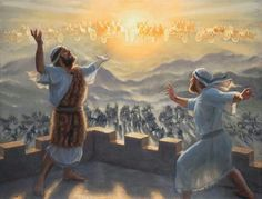 """""""Do not be afraid! For there are more who are with us than those who are with them.""""  (2 Kings 6:16)"""