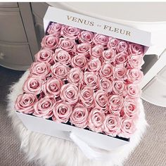 WEBSTA @ the.stylish.project - A box full of roses via @fashionschics (…