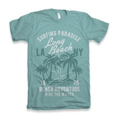 Beach Adventure t-shirt design vector tshirt design on T Shirt Design Template, Shirt Print Design, Shirt Designs, Design Hotel, Hang Ten, Beach Adventure, T Shorts, T Shirt World, Custom T Shirt Printing
