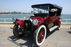 1914 Pierce Arrow