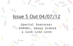 #Plog5 is out > 04 / 07 / 12!!!!    Exciting times! :)