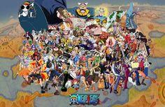 One-Piece Personajes 2