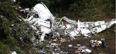Qué hizo que se estrellara el avión de los futbolistas...