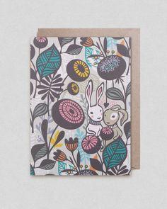 Greeting card by Helen Dardik | Lagom Design